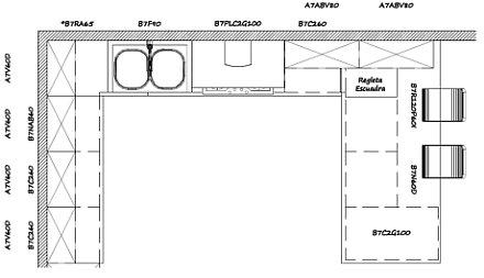 Autodecco productos caracter sticas autodecco 14 pro for Planos de cocinas autocad