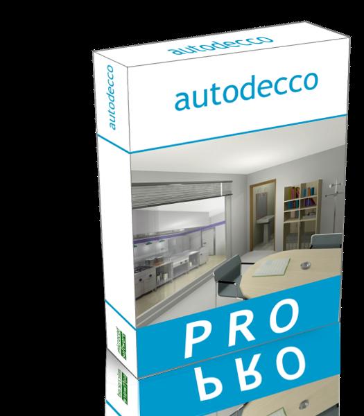 Autodecco productos caracter sticas autodecco 12 pro for Programa de diseno de interiores