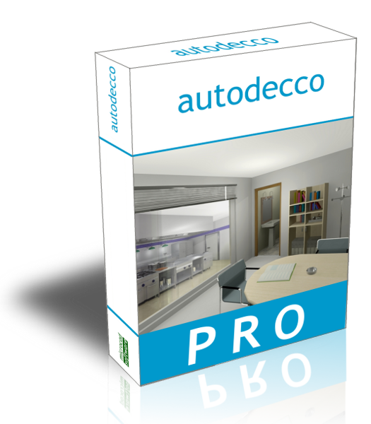 Autodecco productos caracter sticas autodecco 12 pro for Valor cocina industrial