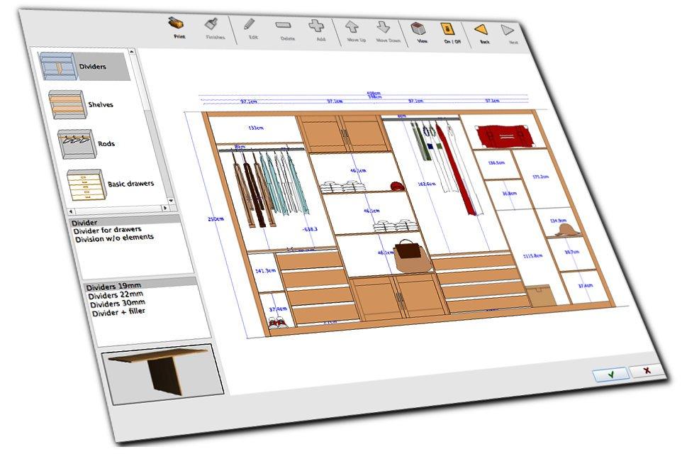Autodecco productos caracter sticas autodecco 15 pro for Programa diseno cocinas 3d gratis