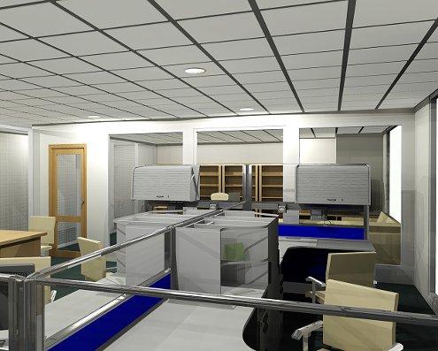 Autodecco soluciones dise o de oficinas for Diseno interiores mac